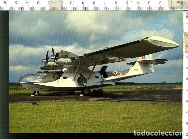 Postal Avion Consolidate Dpby 5a Catalina Jv928 Sold Through