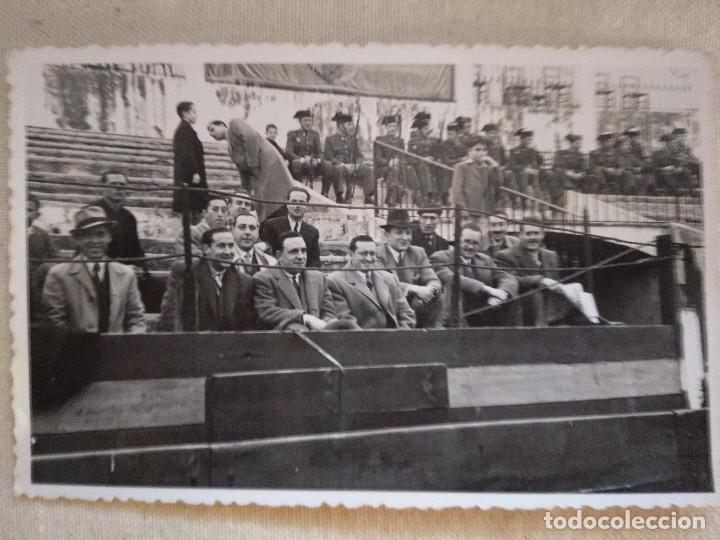 POSTAL FOTOGRAFIA. GUARDIA CIVIL... AÑOS 30.. FOTOGRAFO BERO. (Postales - Postales Temáticas - Militares)
