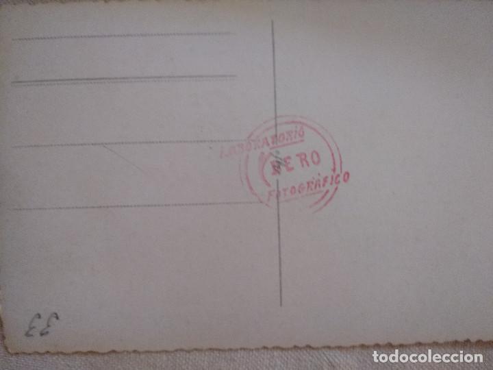 Postales: POSTAL FOTOGRAFIA. GUARDIA CIVIL... AÑOS 30.. FOTOGRAFO BERO. - Foto 2 - 169825472