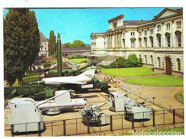 ARMEE MUSEUM DDR 1 (Postales - Postales Temáticas - Militares)