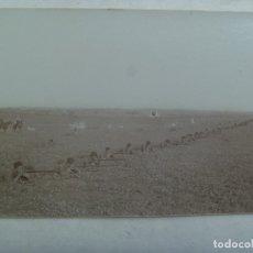 Postales: POSTAL DEL EJERCITO COLONIAL DEL NORTE DE AFRICA : TROPAS MORAS DISPARANDO . PRINCIPIOS DE SIGLO. Lote 172365618