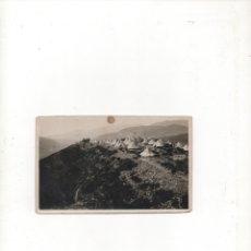 Postales: POSTAL DEL CAMPAMENTO DE ALCAZAR-ESCRITA-. Lote 172694793