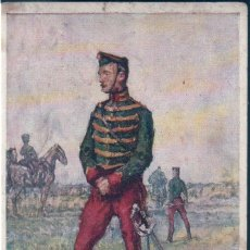 Postales: POSTAL MILITAR DEL EJERCITO BELGA - ARMEE BELGE - GUIDE - PAR M WAGEMANS . Lote 173005342