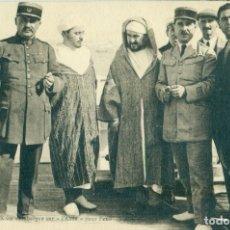 Postales: MARRUECOS. RENDICIÓN DE ABD EL KRIM. MAYO DE 1926. Lote 177133343
