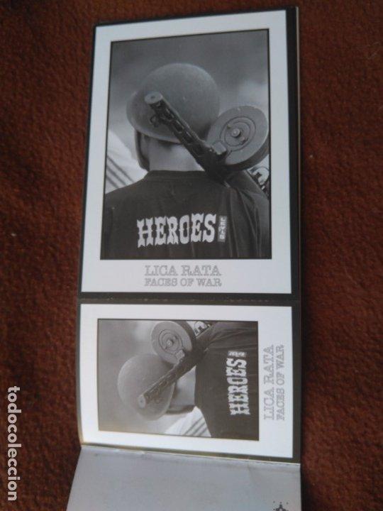 Postales: CUADERNILLO CON 4 POSTALES GUERRA CROACIA FACES OF WAR BLANCO Y NEGRO - Foto 3 - 178653240