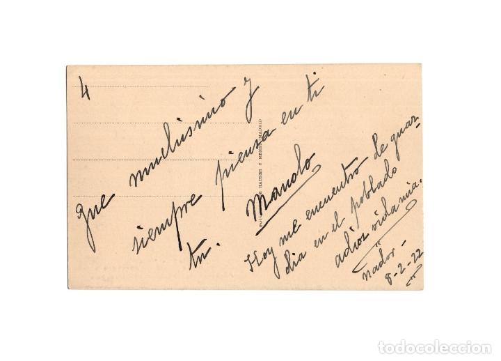Postales: CAMPAÑA DEL RIF. AÑO 1921. IRGUEMAN. PRISIONEROS COGIDOS AL TIROTEAR DESDE UNA CASA. - Foto 2 - 178655585