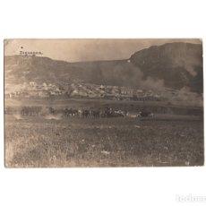 Postales: CAMPAÑA DE MELILLA 1909.- SEGANGAN. CAMPAMENTO. POSTAL FOTOGRÁFICA.. Lote 178658710