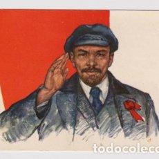 Postales: POSTAL URSS, SOVIÉTICA, LENIN. 1965. Lote 179085196