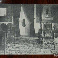 Postales: POSTAL DE LA ACADEMIA ARTILLERIA, SEGOVIA, DESPACHO DEL SR. DIRECTOR, N.8, ED. HAUSER Y MENET, NO CI. Lote 180222720
