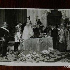 Postales: FOTO POSTAL DE LA BODA DE CARMEN ABRANTES Y PACO CASARES, JULIO DE 1920, NO CIRCULADA, ESCRITA POR E. Lote 180225952