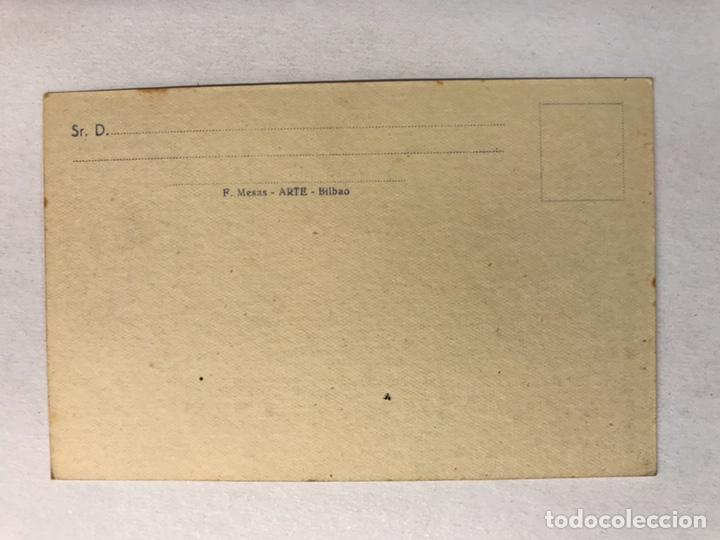 Postales: LORCA (Murcia) Postal. Regimiento de infantería Mallorca No.13, Detalle de entrada (h.1940?) - Foto 2 - 180333088