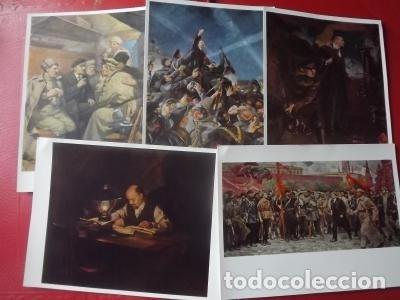 Postales: LOTE POSTAL LENIN, URSS, 1966 25 UD - Foto 5 - 180345813