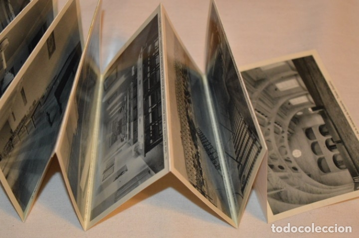Postales: RECUERDO de la ACADEMIA de INFANTERÍA - Antigua carpeta / bloc - Original - 20 Postales ¡Mira! - Foto 2 - 181956291