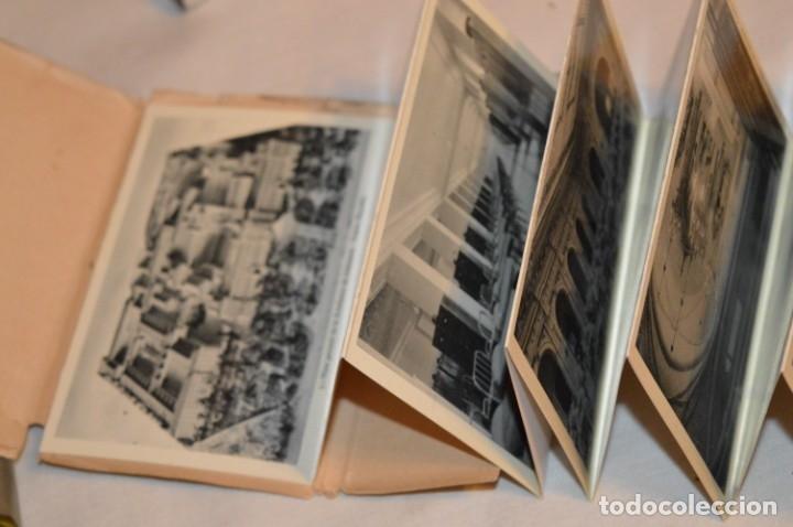Postales: RECUERDO de la ACADEMIA de INFANTERÍA - Antigua carpeta / bloc - Original - 20 Postales ¡Mira! - Foto 3 - 181956291