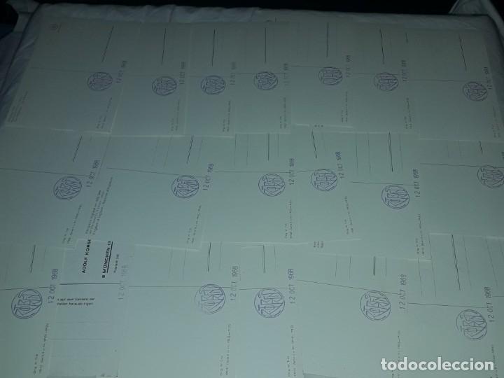 Postales: Bello lote de 20 antiguas postales Uniformes históricos año 1969 Edition Korschk - Foto 6 - 182545738