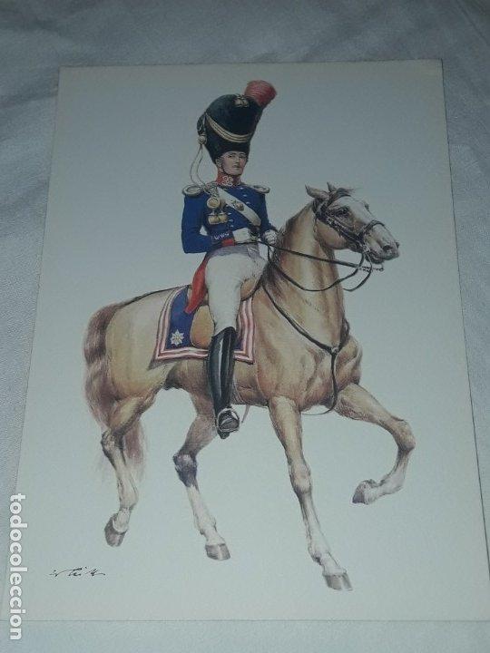 Postales: Bello lote de 20 antiguas postales Uniformes históricos año 1969 Edition Korschk - Foto 27 - 182545738