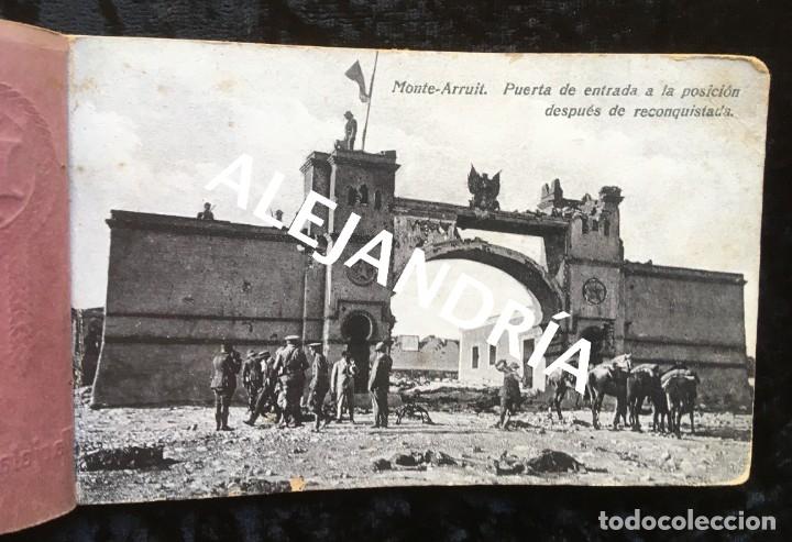 Postales: RECUERDO DE MELILLA - MONTE - ARRUIT - SERIE A - 12 TARJETAS POSTALES - BOIX HERMANOS - RIF - ANNUAL - Foto 2 - 182613473