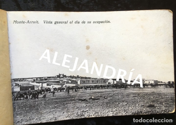 Postales: RECUERDO DE MELILLA - MONTE - ARRUIT - SERIE A - 12 TARJETAS POSTALES - BOIX HERMANOS - RIF - ANNUAL - Foto 3 - 182613473
