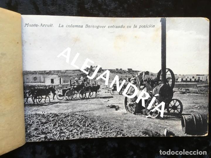 Postales: RECUERDO DE MELILLA - MONTE - ARRUIT - SERIE A - 12 TARJETAS POSTALES - BOIX HERMANOS - RIF - ANNUAL - Foto 4 - 182613473