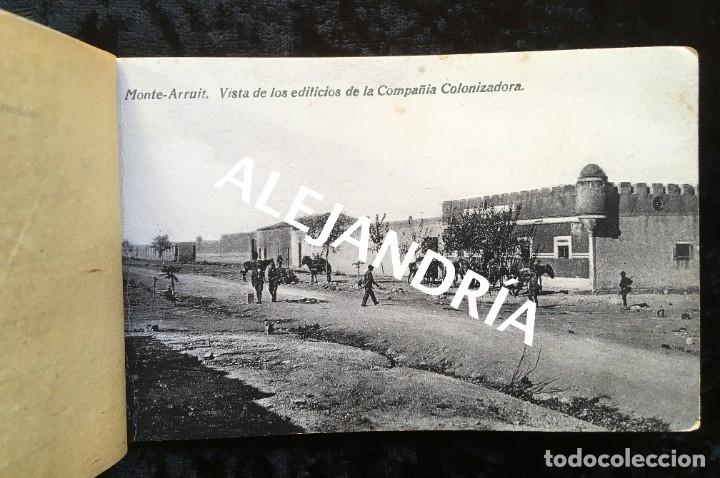 Postales: RECUERDO DE MELILLA - MONTE - ARRUIT - SERIE A - 12 TARJETAS POSTALES - BOIX HERMANOS - RIF - ANNUAL - Foto 5 - 182613473