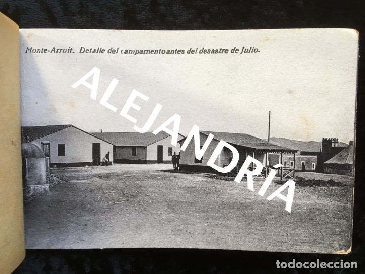 Postales: RECUERDO DE MELILLA - MONTE - ARRUIT - SERIE A - 12 TARJETAS POSTALES - BOIX HERMANOS - RIF - ANNUAL - Foto 6 - 182613473