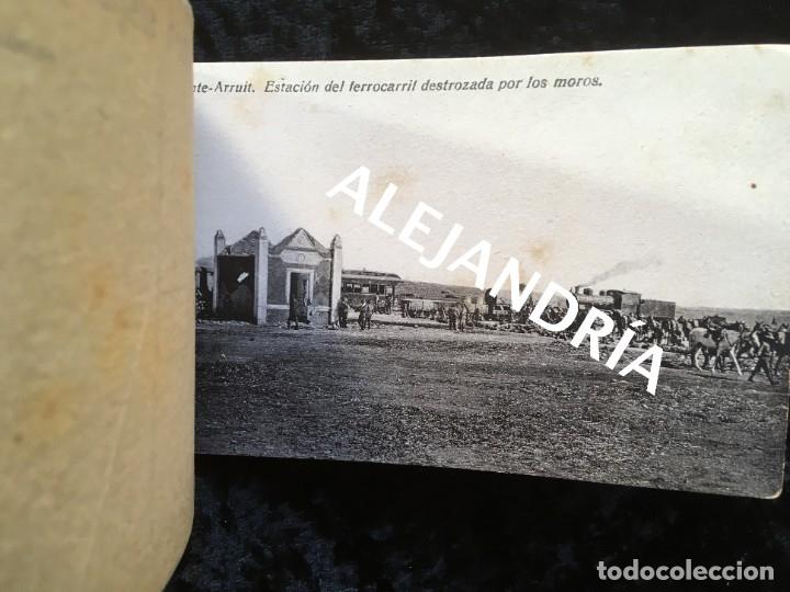 Postales: RECUERDO DE MELILLA - MONTE - ARRUIT - SERIE A - 12 TARJETAS POSTALES - BOIX HERMANOS - RIF - ANNUAL - Foto 7 - 182613473