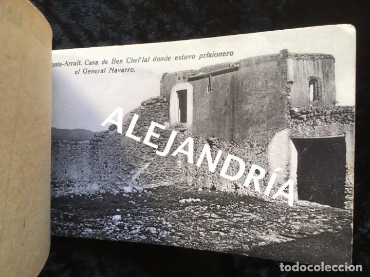 Postales: RECUERDO DE MELILLA - MONTE - ARRUIT - SERIE A - 12 TARJETAS POSTALES - BOIX HERMANOS - RIF - ANNUAL - Foto 8 - 182613473
