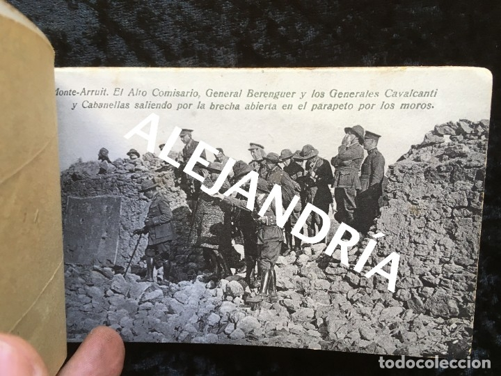 Postales: RECUERDO DE MELILLA - MONTE - ARRUIT - SERIE A - 12 TARJETAS POSTALES - BOIX HERMANOS - RIF - ANNUAL - Foto 9 - 182613473