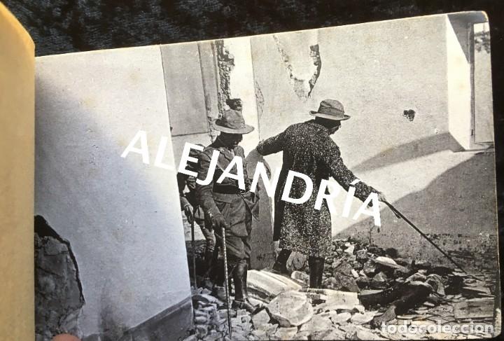 Postales: RECUERDO DE MELILLA - MONTE - ARRUIT - SERIE A - 12 TARJETAS POSTALES - BOIX HERMANOS - RIF - ANNUAL - Foto 10 - 182613473