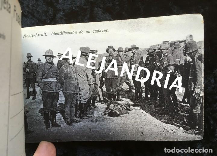 Postales: RECUERDO DE MELILLA - MONTE - ARRUIT - SERIE A - 12 TARJETAS POSTALES - BOIX HERMANOS - RIF - ANNUAL - Foto 11 - 182613473