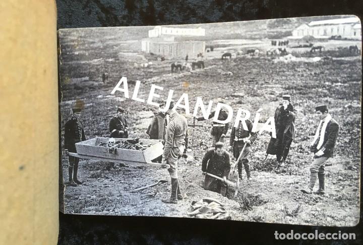 Postales: RECUERDO DE MELILLA - MONTE - ARRUIT - SERIE A - 12 TARJETAS POSTALES - BOIX HERMANOS - RIF - ANNUAL - Foto 12 - 182613473