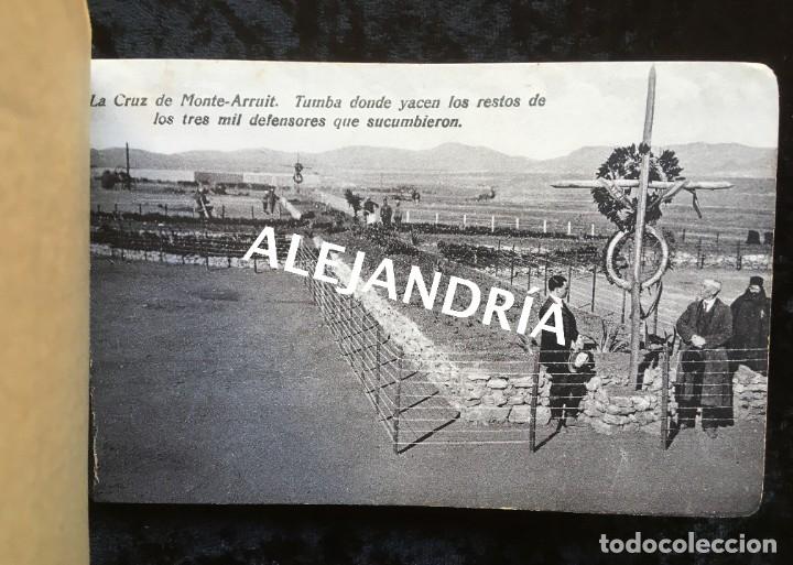 Postales: RECUERDO DE MELILLA - MONTE - ARRUIT - SERIE A - 12 TARJETAS POSTALES - BOIX HERMANOS - RIF - ANNUAL - Foto 13 - 182613473