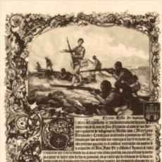 Postales: CABO D. MARIANO FERNÁNDEZ CENDEJAS: FUERZAS REGULARES INDÍGENAS. GUERRA ÁFRICA 1917 ESPAGNE ESPAÑA. Lote 183734915