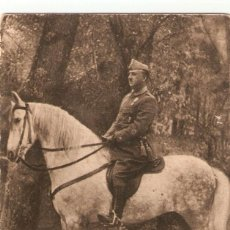 Postales: POSTAL EL CAUDILLO - POR JALON ANGEL. Lote 184241901