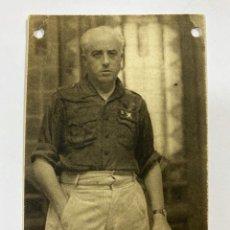 Postales: TARJETA POSTAL. GENERAL YAGÜE POR JALÓN ANGEL. VER FOTOS. . Lote 184915481