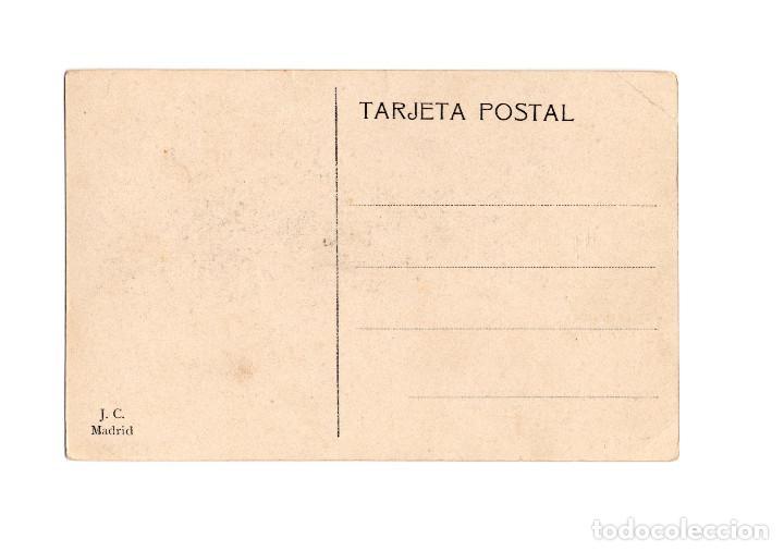 Postales: MELILLA.- CAMPAÑA MELILLA, EL GENERAL OROZCO Y SU AYUDANTE. J.C. MADRID, SERIE 4ª N. 10. - Foto 2 - 186066167
