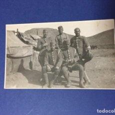 Postales: FOTO TARJETA POSTAL GUERRA DEL RIF MARRUECOS MELILLA. Lote 189175193