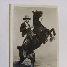 Postais: ANTONIO CAÑERO-TORERO Y COMANDANTE EN LA GUERRA CIVIL-POSTAL FOTOGRAFICA-(65.926). Lote 190284222