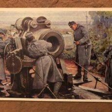 Postales: MILITARES ALEMANIA NAZI EN LA 2ª GUERRA MUNDIAL. POSTAL SIN CIRCULAR HISTORIA GRÁFICA DEL SIGLO XX. Lote 190783711