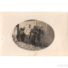 Postales: CAMPAÑA DEL RIF - POSTAL FOTOGRÁFICA.. Lote 191393321