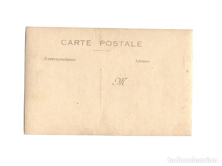 Postales: CAMPAÑA DEL RIF - CAMPAMENTO MILITAR. POSTAL FOTOGRÁFICA. - Foto 2 - 191393666