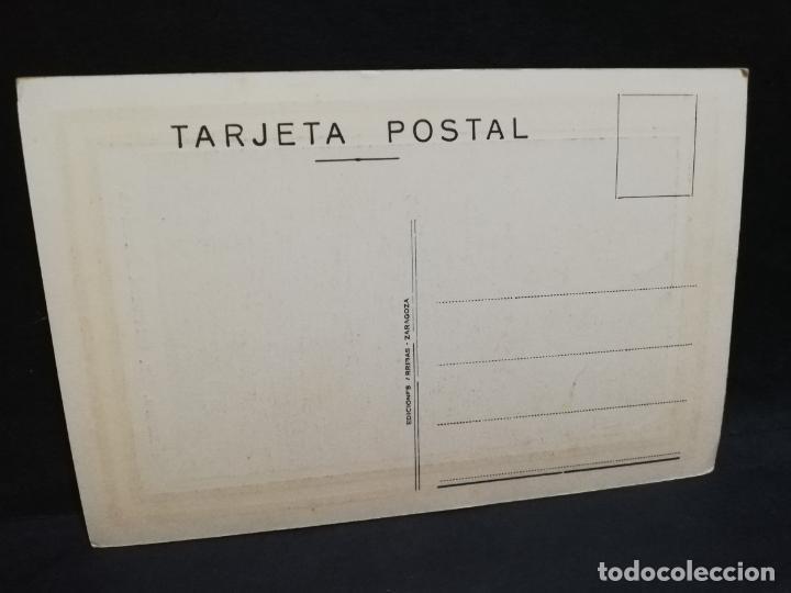 Postales: TARJETA POSTAL. EXCMO. SR. GENERAL ARANDA. EDICIONES ARRIBAS. - Foto 2 - 191445622