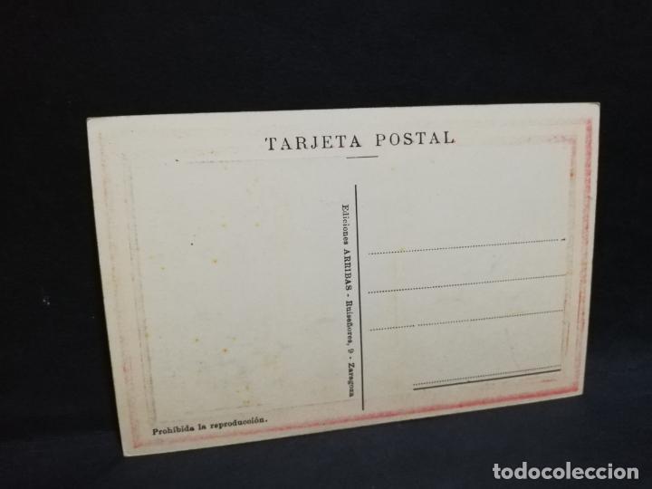 Postales: TARJETA POSTAL. EXCMO. SR. GENERAL VARELA. EDICIONES ARRIBAS. - Foto 2 - 191445686