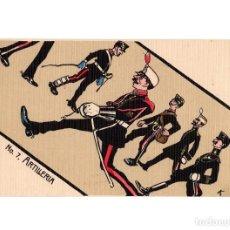 Postales: ARTILLERÍA. ED. TG. MADRID.. Lote 191460450