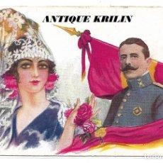 Postales: EDICIONES ANDRES MIR Nº 281 D. JOSÉ CAVALCANTI DE ALBURQUERQUE . Lote 192597973