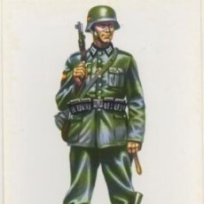Postais: POSTAL UNIFORMES MILITARES. DIVISION DE VOLUNTARIOS 250. DIVISION AZUL. ESP 1941-42 Nº 31 P-MI-248. Lote 192862712