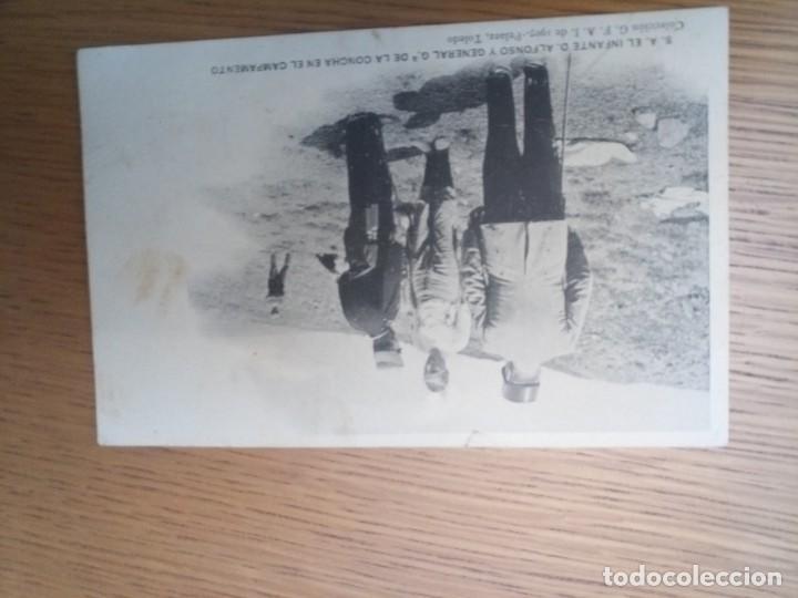 Postales: Postal militar guerra - Foto 2 - 193561642