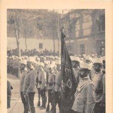 Postales: MISA EN MORA.- GABINETE FOTOGRÁFICO DE LA ACADEMIA INFANTERÍA.. Lote 194677355