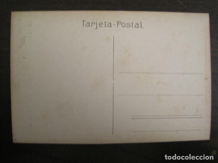 Postales: JUAN PRIM-GALERIA CATALANES ILUSTRES-FOTO A.ESPLUGAS-POSTAL FOTOGRAFICA ANTIGUA-VER FOTOS-(67.922) - Foto 5 - 194875101