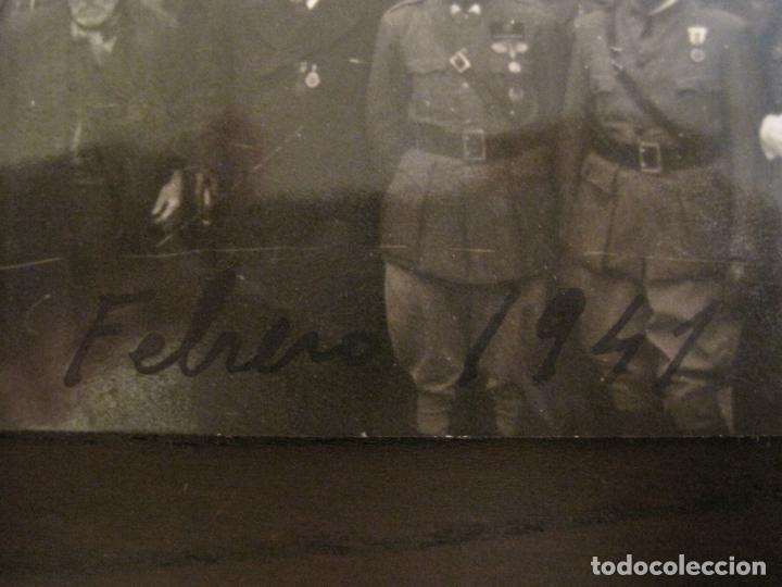 Postales: BARCELONA-MILITARES-POSTAL FOTOGRAFICA ANTIGUA MILITAR-VER FOTOS-(67.944) - Foto 4 - 194882008